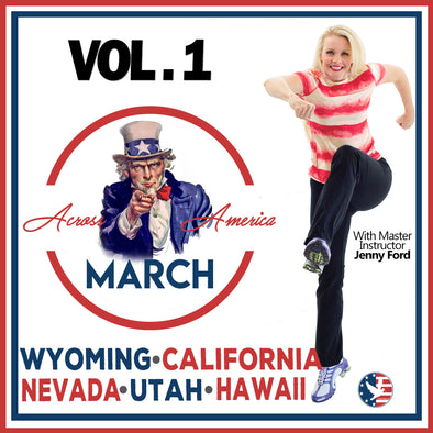 1-5 March Across America V.1 (Download) [Beginner]