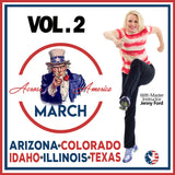 Vol. 2 March Across America 6-10 (Download)
