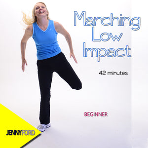 Marching Low Impact