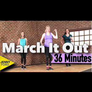 March it Out w/Jenny Ford and Michele Bell
