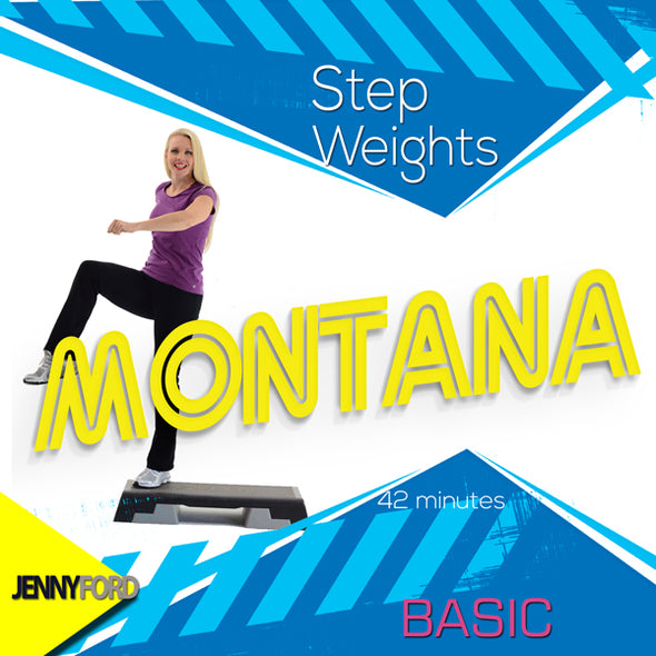 Montana Step and Weights