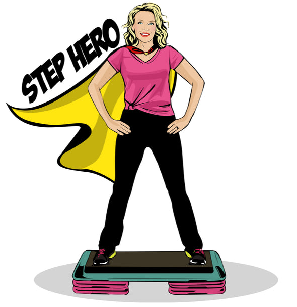 Step Hero the Ultimate Learn to Step Program [Download]