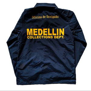 Medellin Collections Dept. Windbreaker