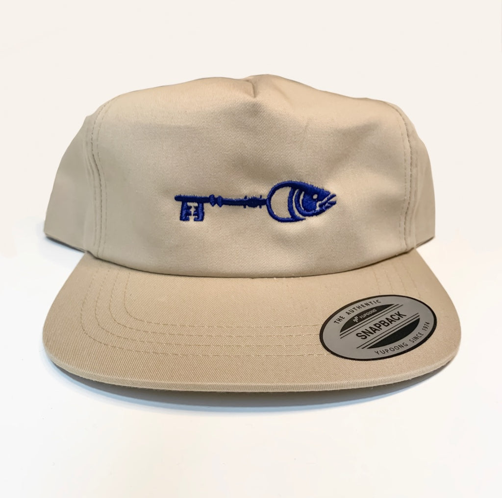 Keys of Fish Unconstructed Snapback
