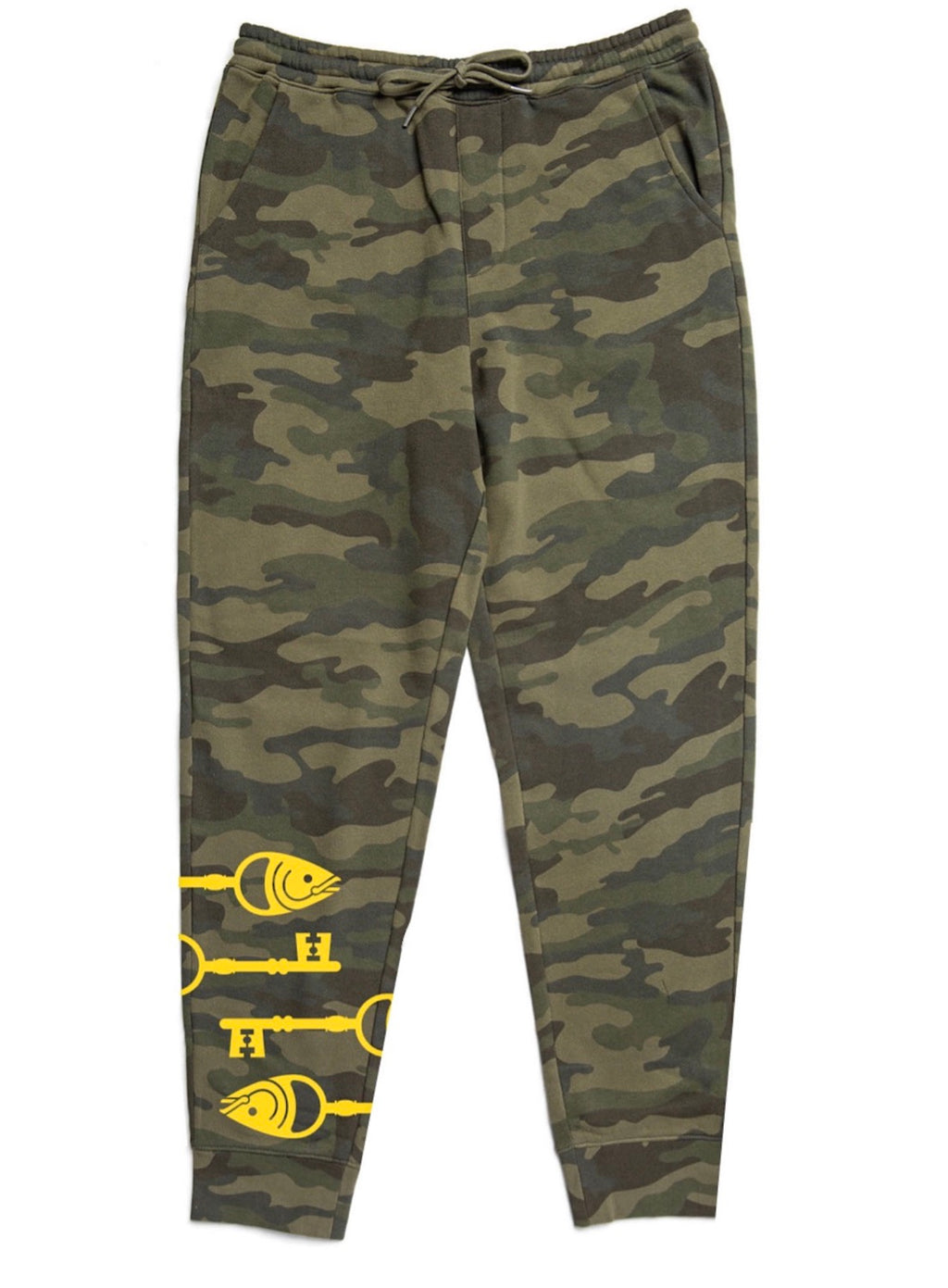 Camo Sweatpant (Keys of Fishscale)