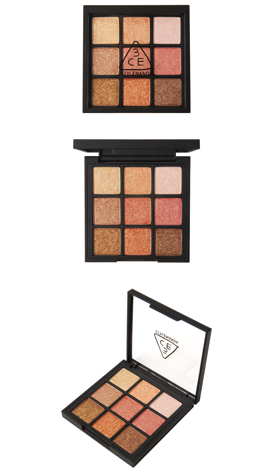 3CE Multi Eye Color Palette #ALL-NIGHTER