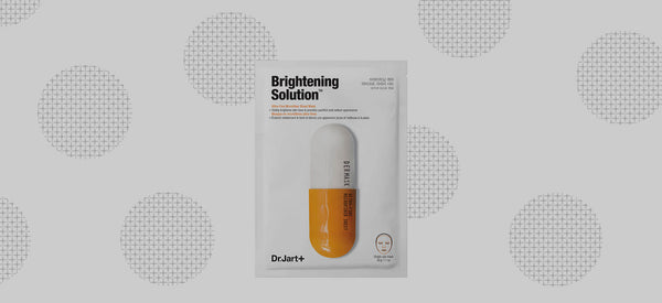 DR JART Brightening Solution Ultra Fine Microfiber Sheet Mask