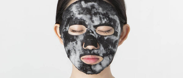 DR JART Porecting Solution Bubbling Charcoal Sheet Mask