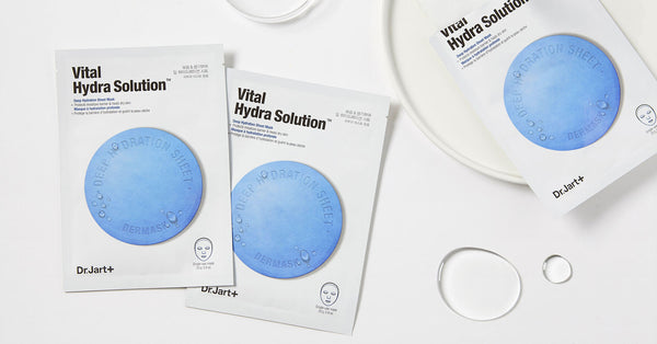 DR JART Vital Hydra Solution Deep Hydration Sheet Mask