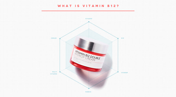 Missha Vitamin B12 Double Hydrop Cream 50ml