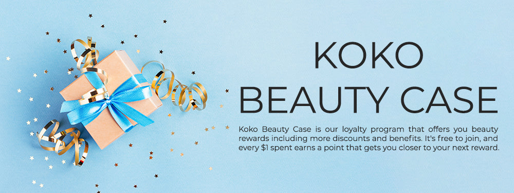 Koko Beauty Case Header