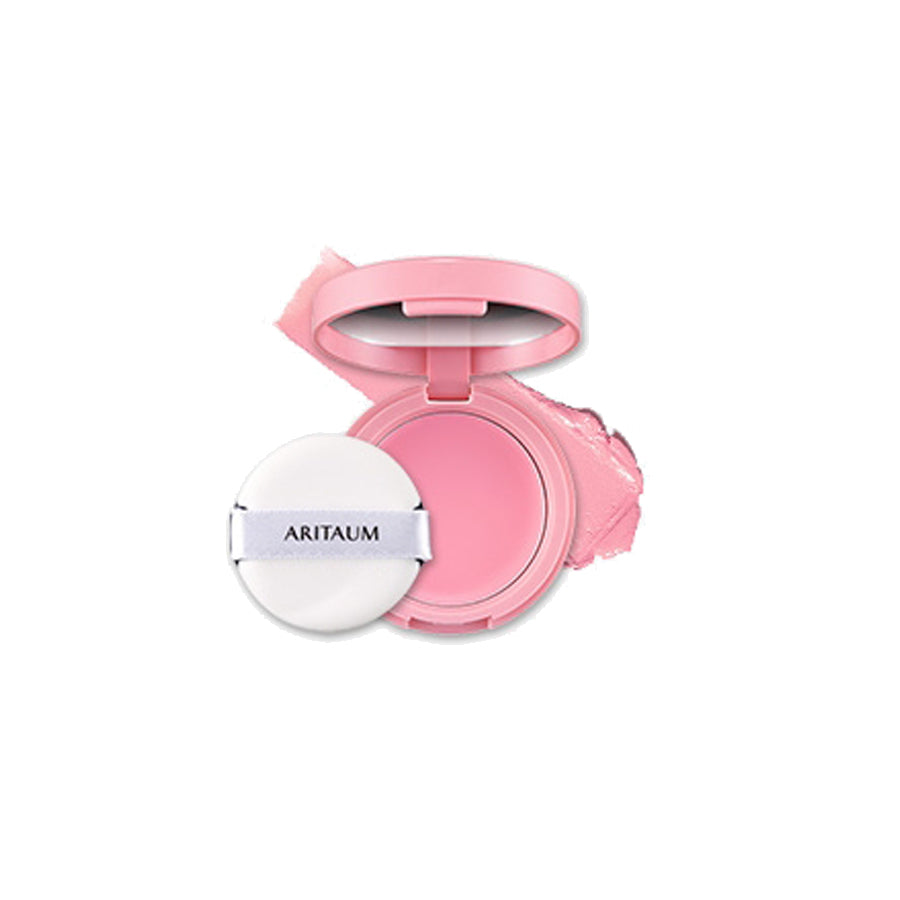 Aritaum Sugarball Cushion Cheek Color #1 Posy Pink