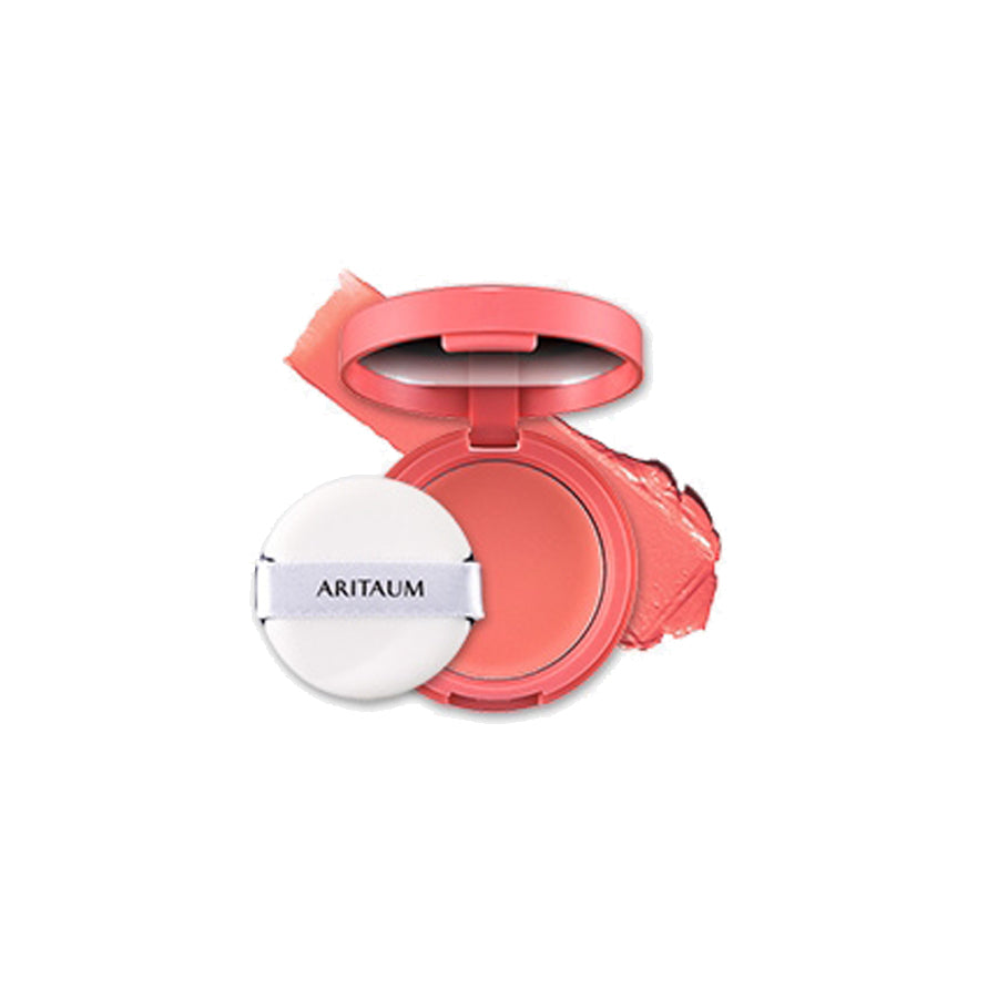 Aritaum Sugarball Cushion Cheek Color #4 Juicy Peach