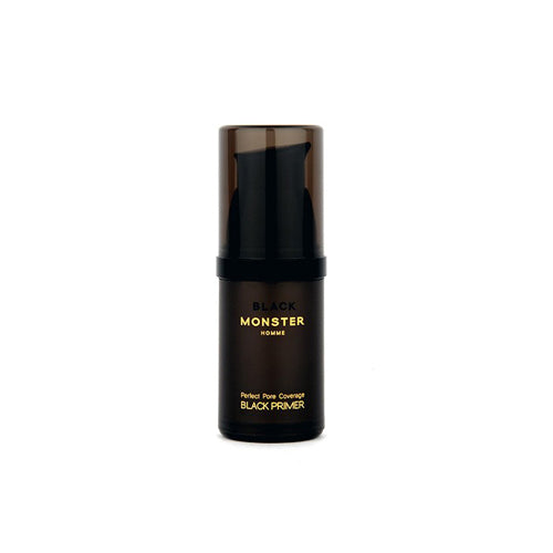 Black Monster Homme Perfect Pore Coverage Black Primer
