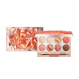 Clio Prism Air Eye Pallete 8 Colors Coral Sparkle