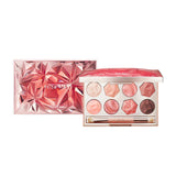 Clio Prism Air Eye Pallete 8 Colors Pink Addict