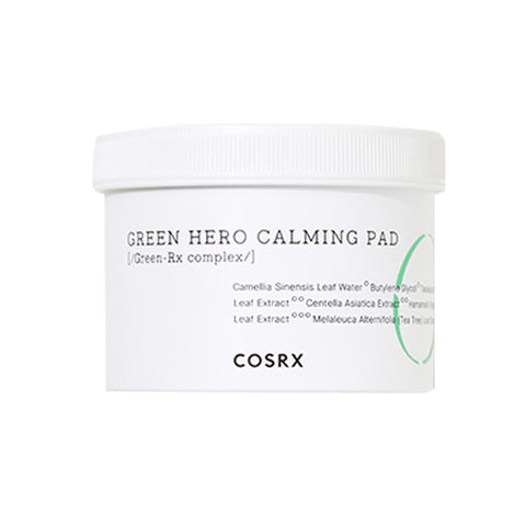 Cosrx Green Hero Calming Pad 70 pads (New Packaging)