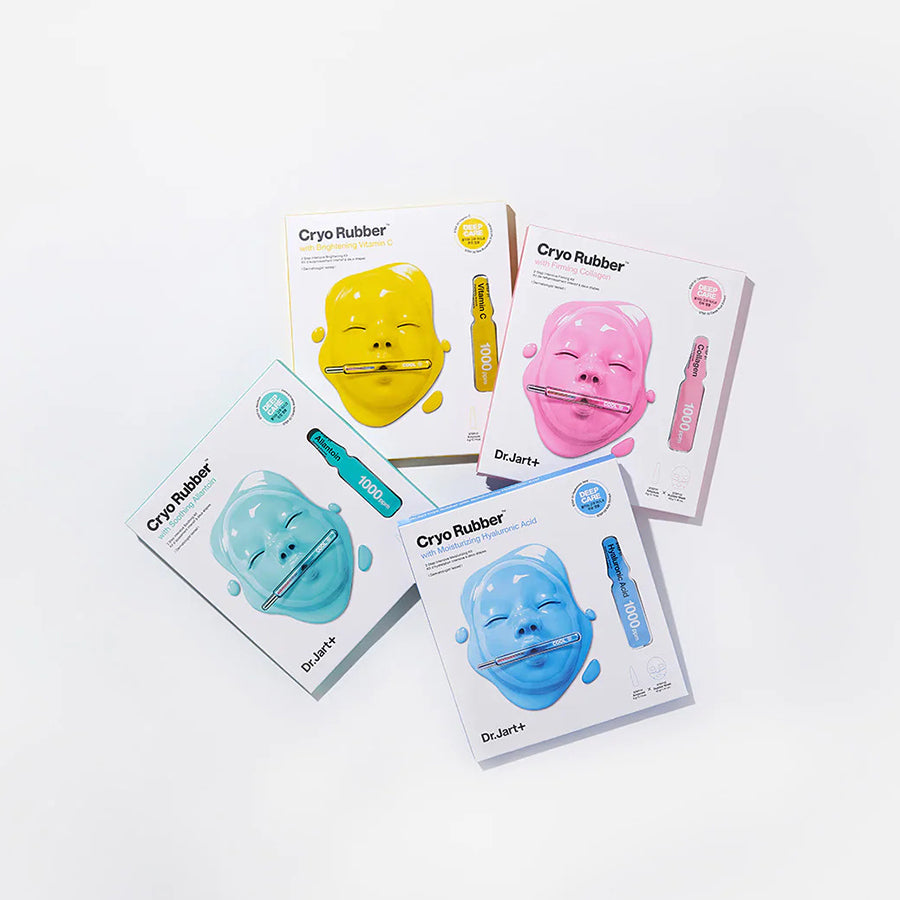 [Dr.Jart+] Cryo Rubber with Moisturizing Hyaluronic Acid Mask