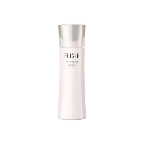 Elixir White Whitening Clear Emulsion II 130ml by Shiseido (Combination Skin)