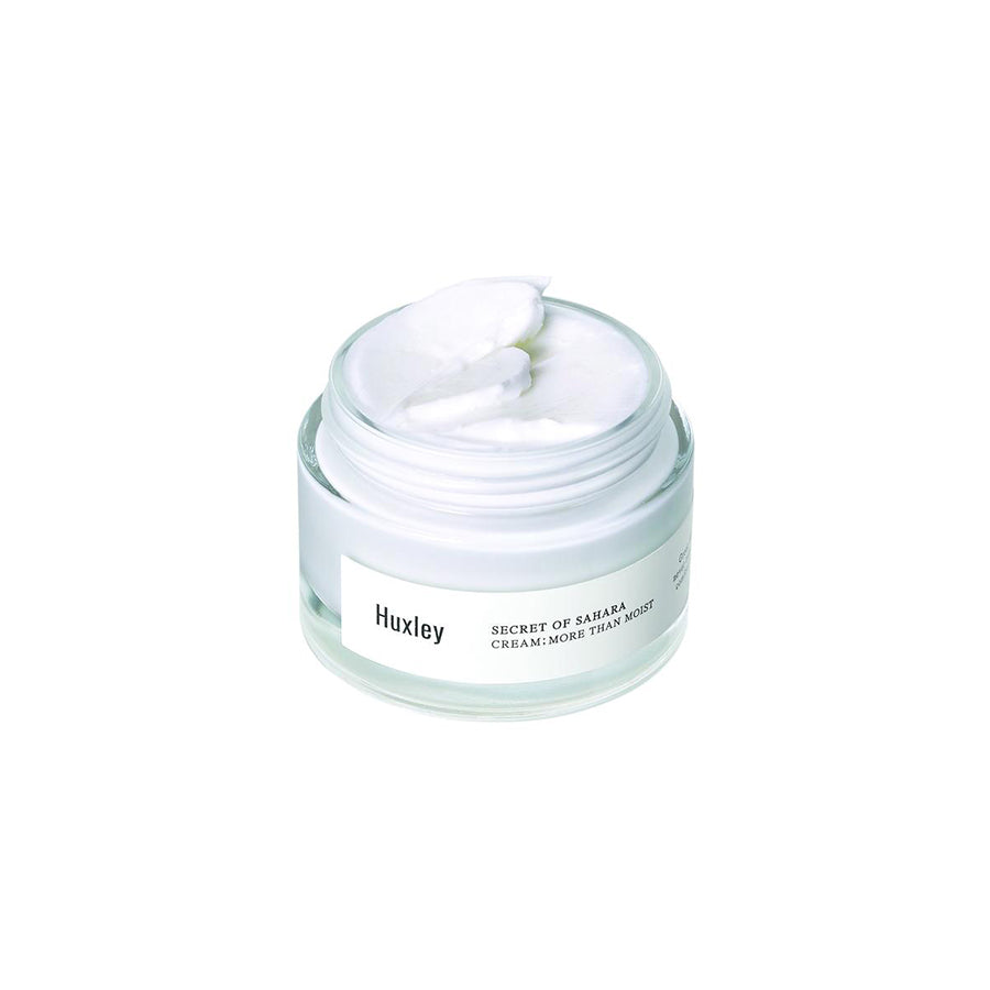 Huxley Cream ; More than Moist 50ml