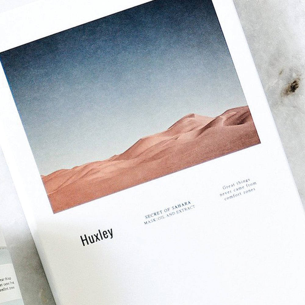 Huxley Oil and Extract Mask