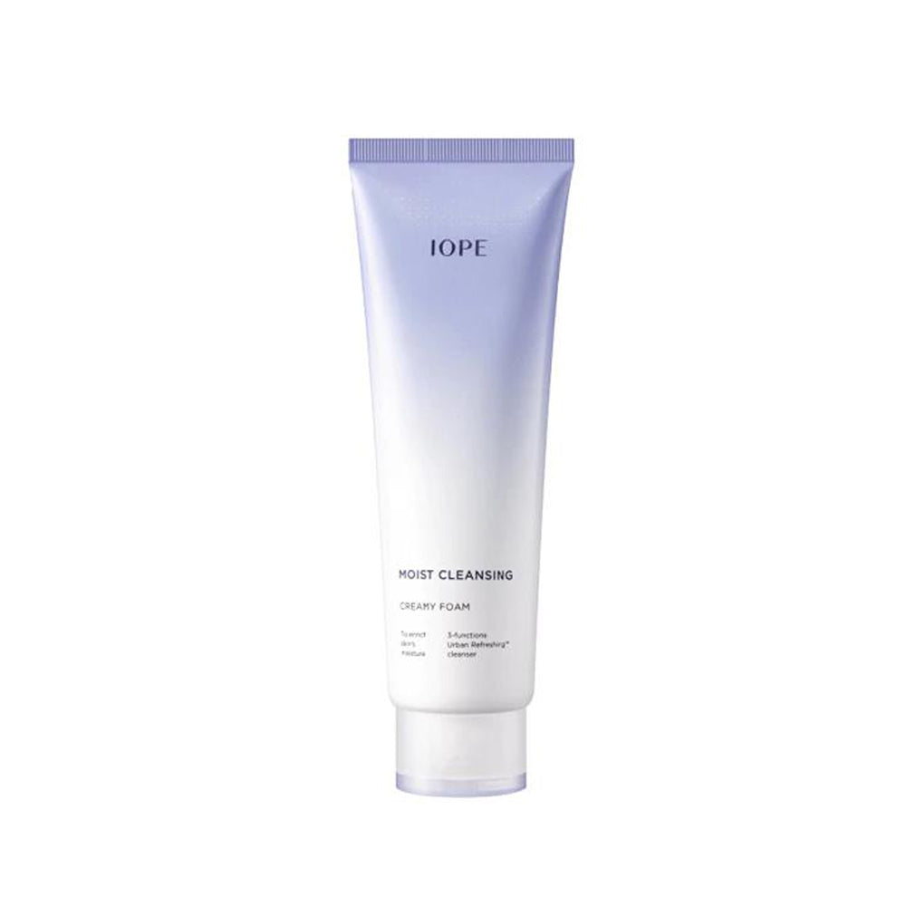 IOPE Moist Cleansing Creamy Foam 180ml