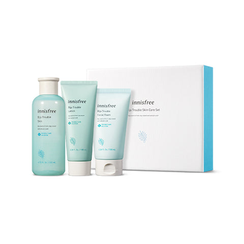 Innisfree Bija Trouble Skin Care Set