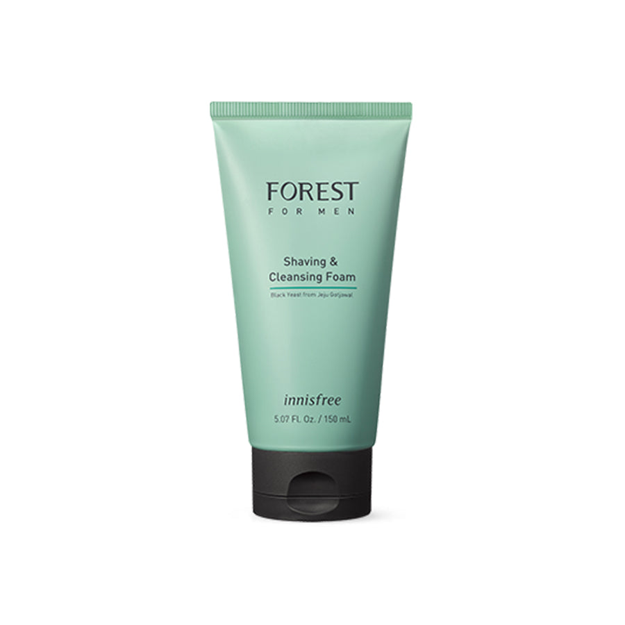 Innisfree Forest For Men Shaving and Cleansing Foam 150ml
