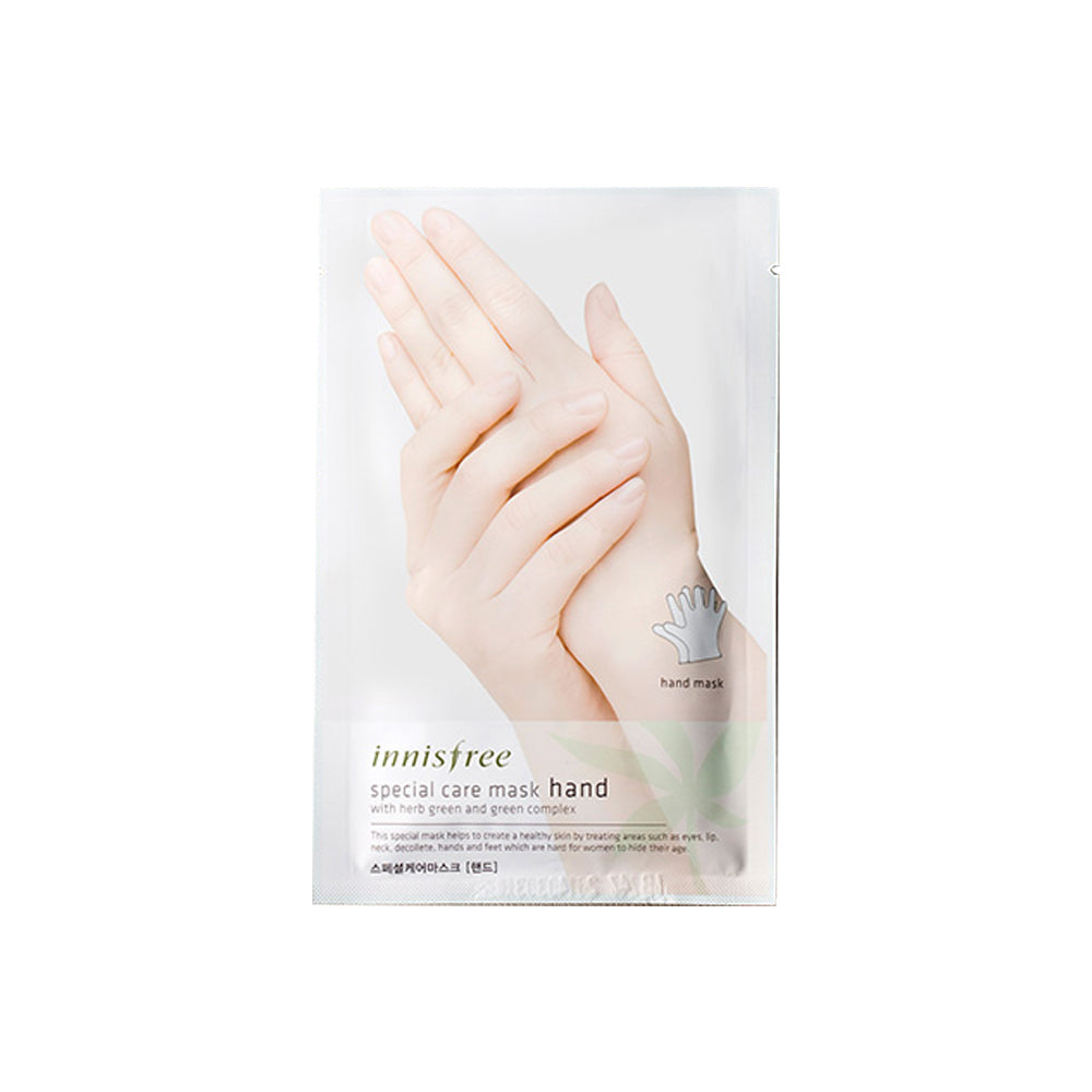Innisfree Special care mask #Hand 1ea