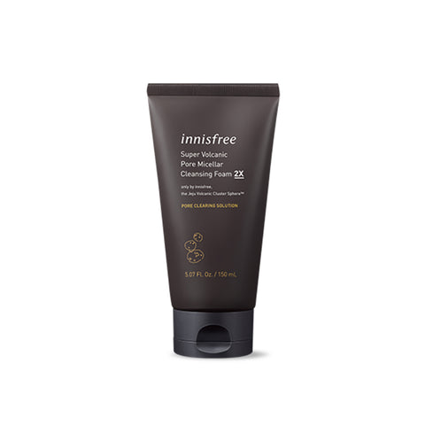 Innisfree Super Volcanic Pore Micellar Cleansing Foam 2X 150ml