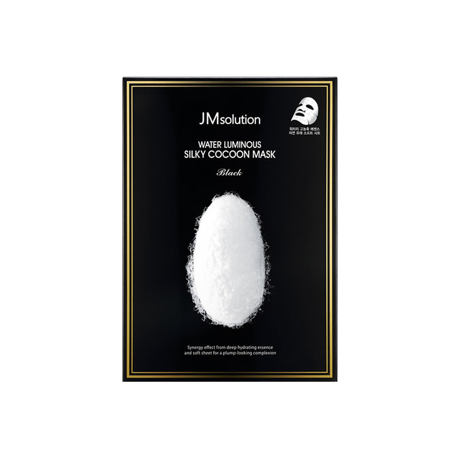 JM Solution Water Luminous Silky Cocoon Mask