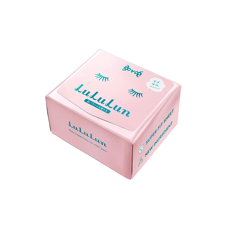 Lululun Face Mask #PINK 36 Sheets
