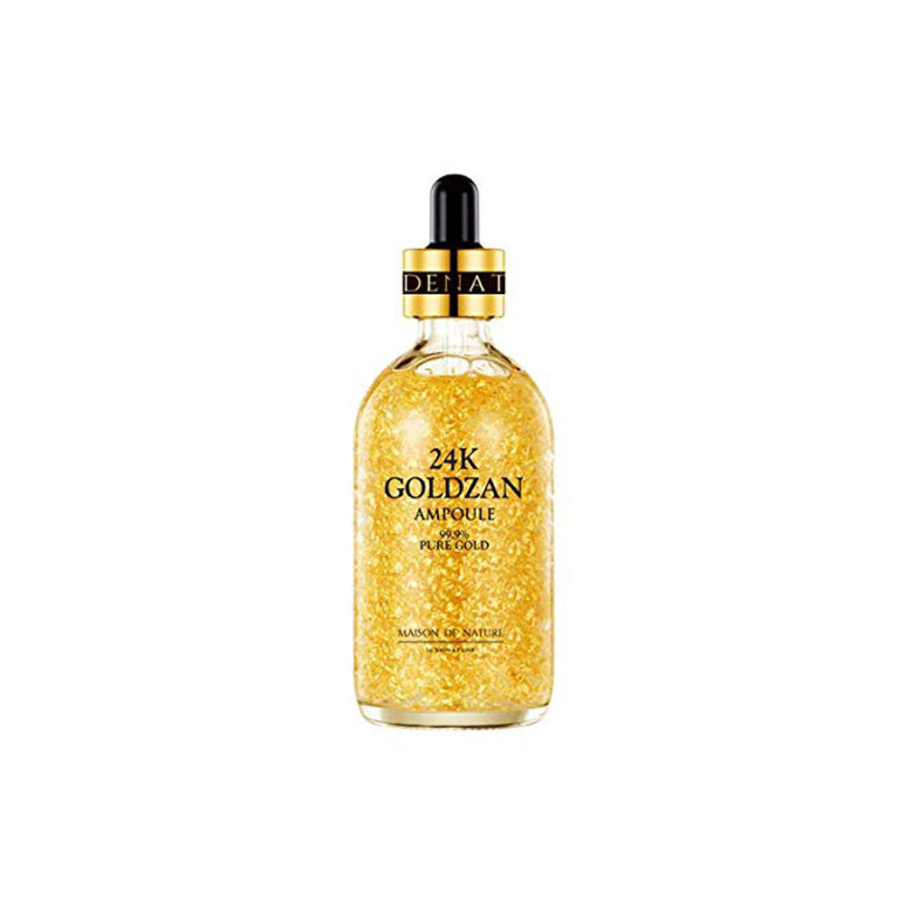 Maison De Nature 24K Goldzan Ampoule 100ml