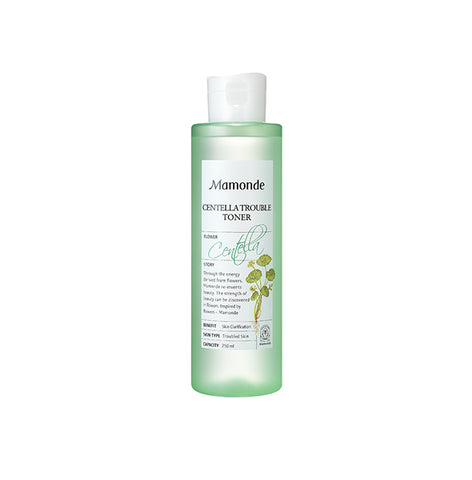 Mamonde Centella Trouble Toner 250ml