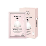 Merbliss Wedding Dress Hydration Coating Nude Seal Mask