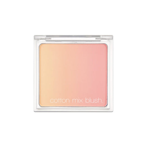 Missha Cotton Mix Blush 11g NO.1 STRAWBERRY BANANA