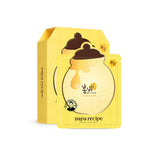 Papa Recipe Bombee Honey Mask 10 Sheets