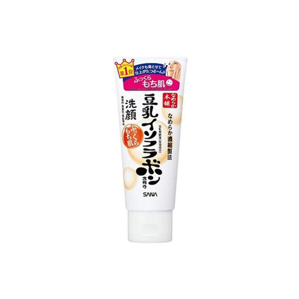 Sana Namerakahonpo Soy Milk Moisture Cleansing Wash 150g
