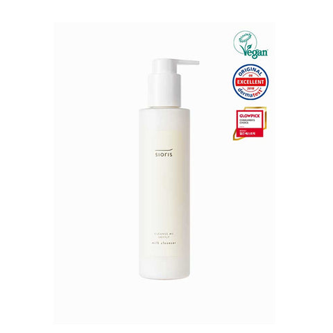 Sioris Cleanse Me Softly Milk Cleanser 200ml