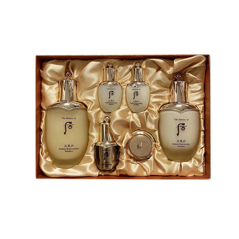 The History of Whoo Cheongidan Radiant Rejuvenating Special Set 2pcs