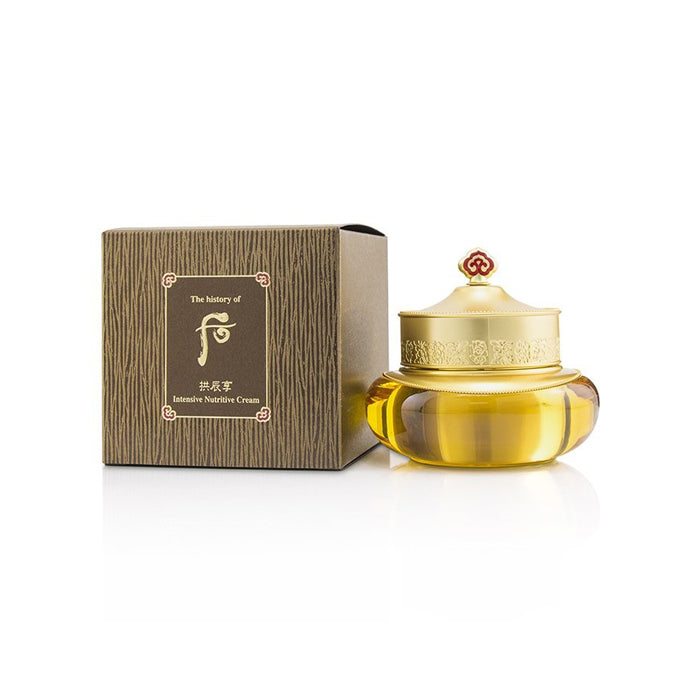 [The History of Whoo] Gongjinhyang Intensive Nutritive Cream 50ml