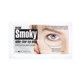 The Orchid Skin Smoky Under Clear Eye Patch 10pcs (1 Pack)