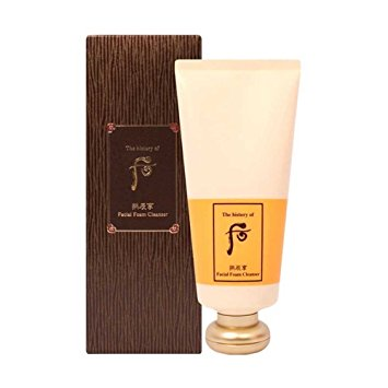 [The History of Whoo] Gongjinhyang Foam Cleanser 180ml
