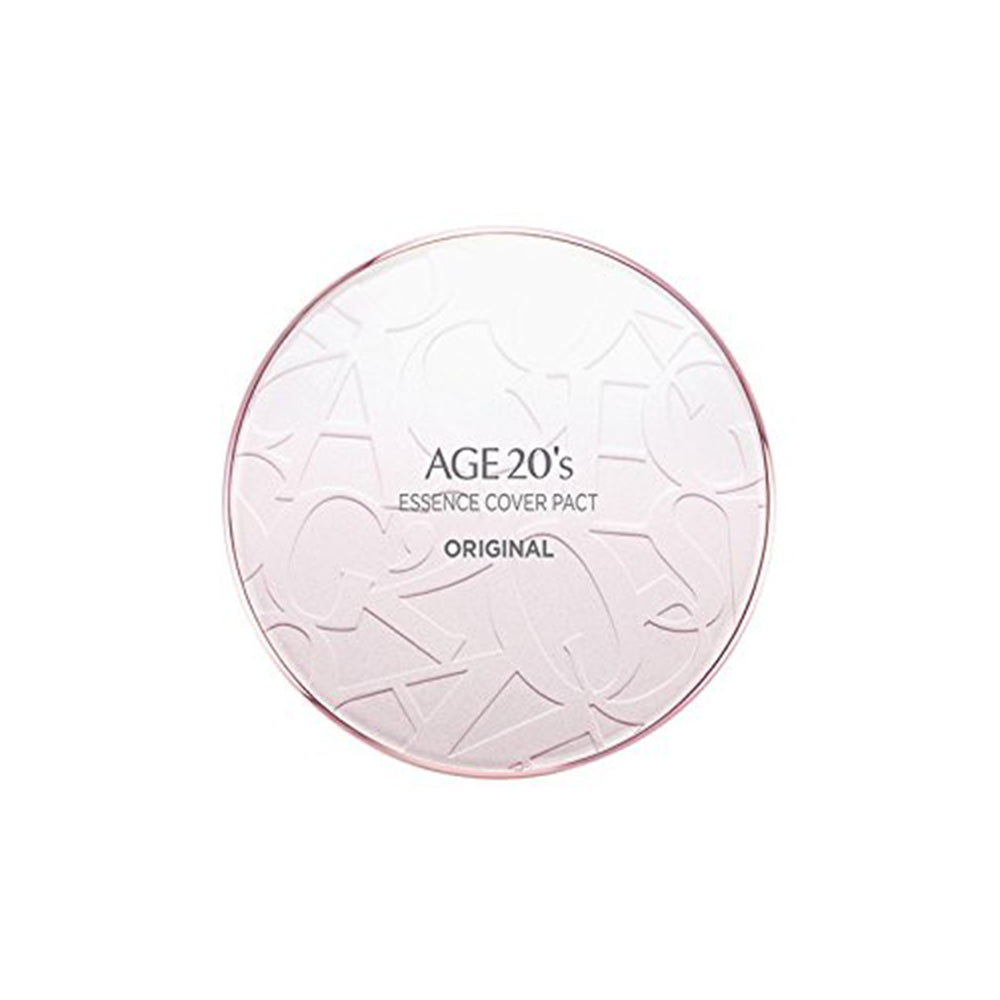 Age 20's Essence Cover Pact Pink Latte Original