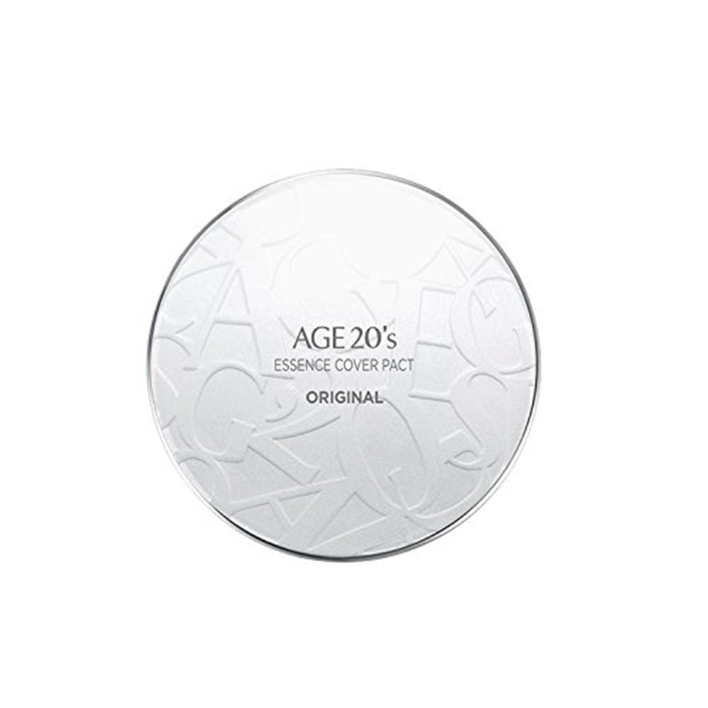 Age 20's Essence Cover Pact White Latte Original