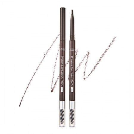 Etude House Drawing Slim Eyebrow 1.5mm #01 Dark Brown