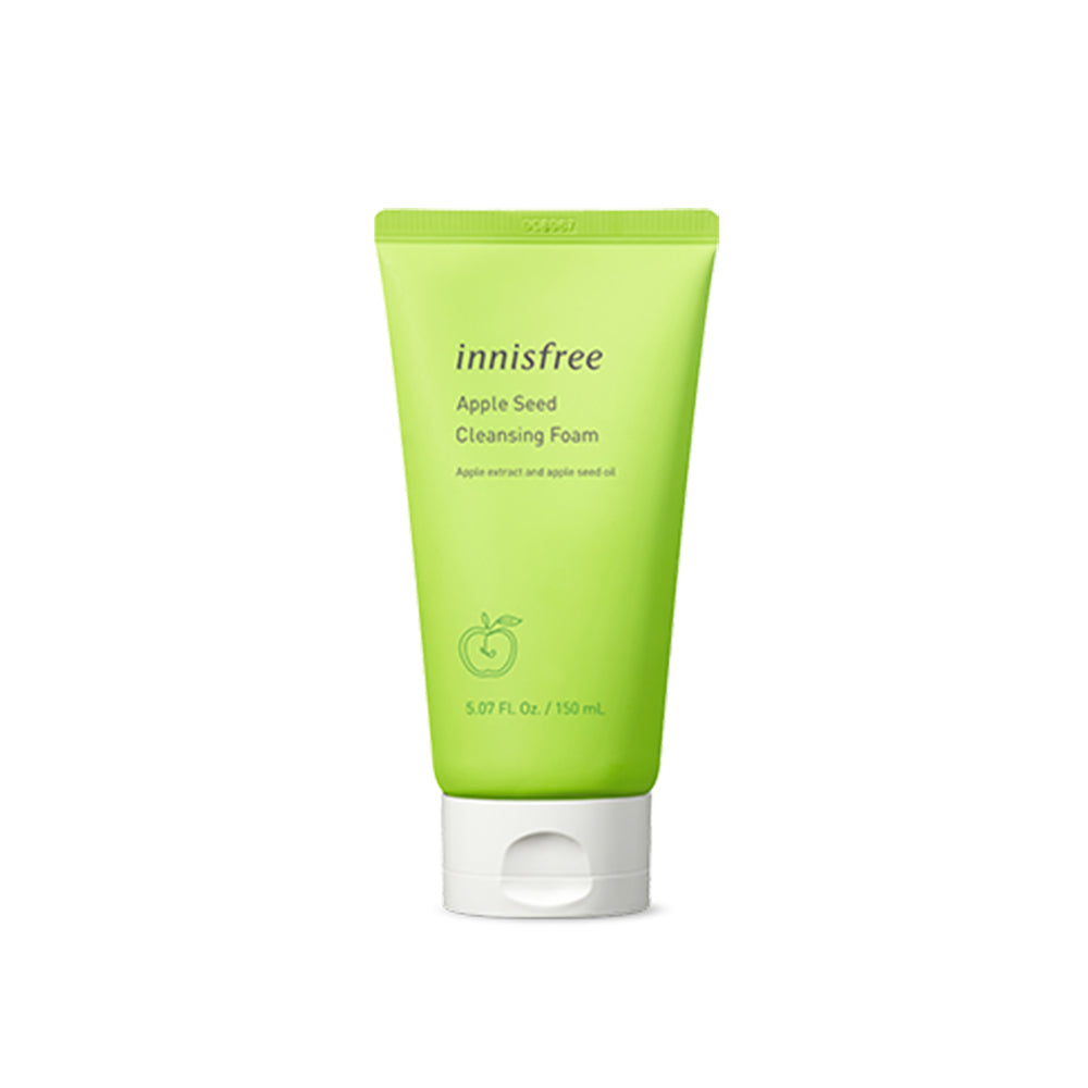 Innisfree Apple Seed Deep Cleansing Foam 150ml