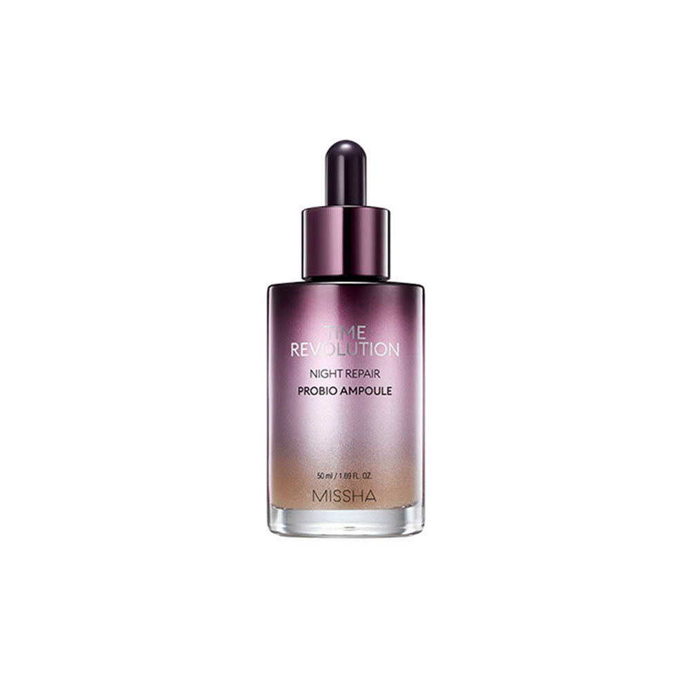 Missha Time Revolution Night Repair Probio Ampoule (4TH 2019) 50ml