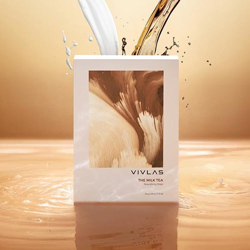 Vivlas The Milk Tea Nourishing Mask