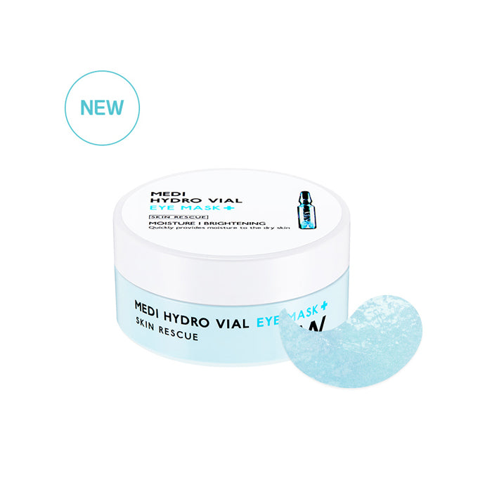 Wonjin Effect Medi Hydro Vial Eye Mask 60ea